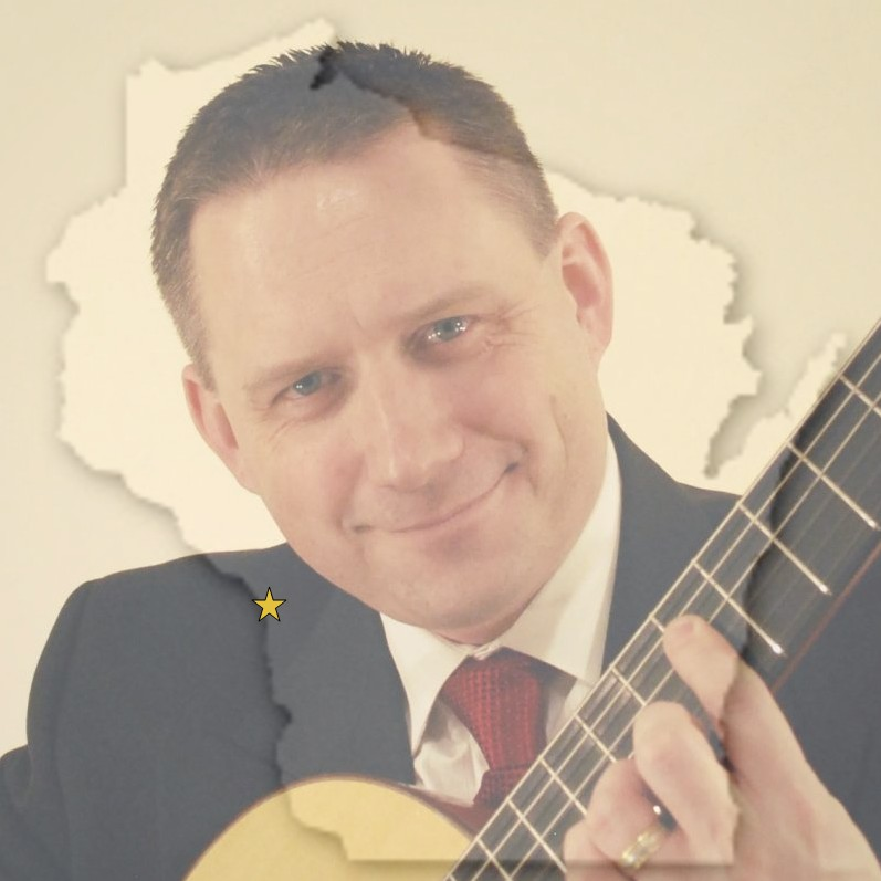 Classical Guitarist Christopher Rude La Crosse Wisconsin